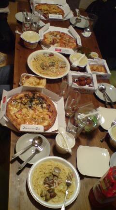 ★ピザパーティー★