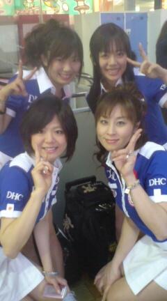 DHCカップGirls<br />  ボウリングチームチャレンジ